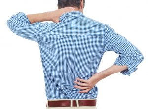 Try New Methods to Relieve Back Pain during Stress Awareness Month